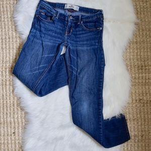 Hollister Social Stretch Skinny Jeans